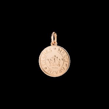 DoDo Colgante Charm Coin...