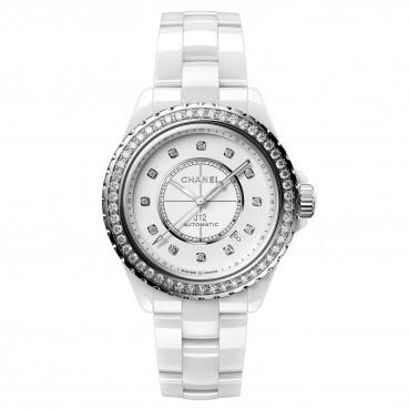 Chanel J12 Diamond Bezel 38 mm