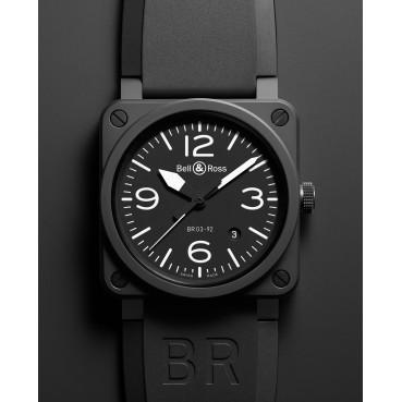 Bell & Ross BR 03-92 Black...